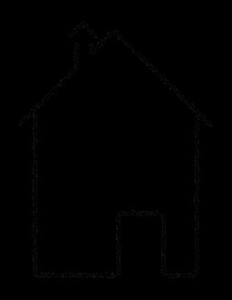 la maison d'à côté - logo en transparence
