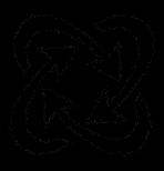 scic - logo en transparence